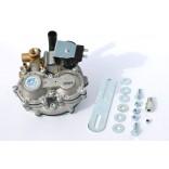 Редуктор  Tomasetto  АТ04 (метан) 2-3-е пок., эл.,  более 140 л.с. (более 100 кВт), вход D6 (M12x1),