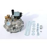 Редуктор  Tomasetto AT12 Super (метан) 4-е пок., 400 л.с. (до 300 кВт) с ЭМК газа, вход D6 (M12x1),