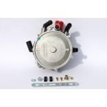 Редуктор Atiker VR01 (пропан-бутан) 2-3-е пок., эл., 120 л.с. (90 кВт), вход D6 (M10x1), выход D19