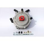 Редуктор Atiker VR02 (пропан-бутан) 2-3-е пок., вакуум., 120 л.с. (90 кВт), вход D6 (M10x1), выход D