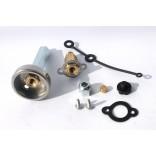 ВЗУ (пропан-бутан) для установки в бензо-заправочный люк, удлиненный, Tomasetto