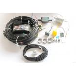 Электроника  STAG- 4 Q-BOX, 4 цил., разъем тип Valtek, без датчика темп. ред., LED-300